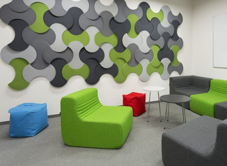 view our office acoustic solutions range